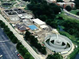 U of F Water Reclamation Facility