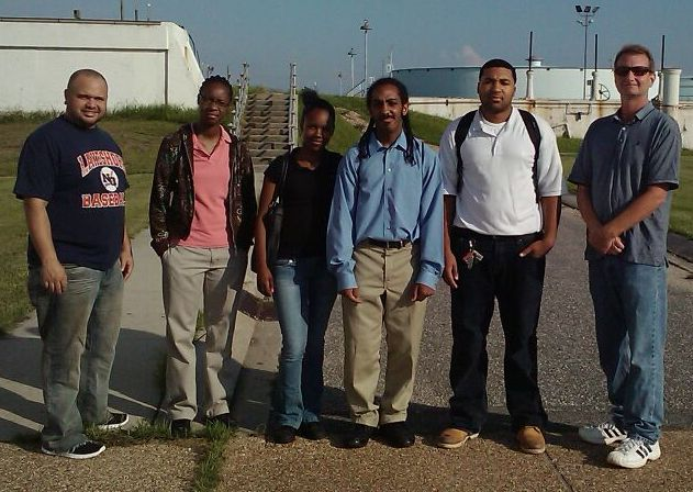 lvi_interns_new_orleans_sewerage_water_board_plant